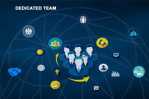 Outsourcing Dedicated Teams