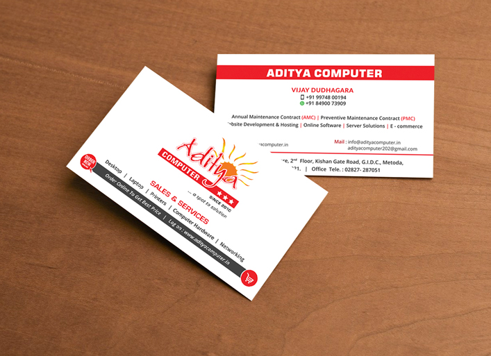 Visiting Card Design Company India Best Business Card Design