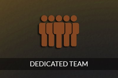Dedicated Team